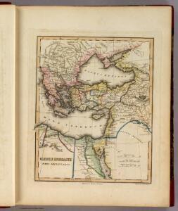 Orbis Romani Pars Orientalis.