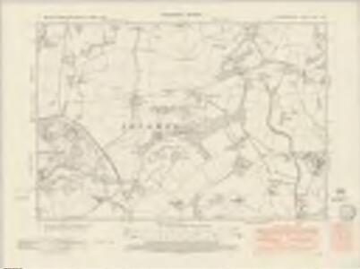 Hertfordshire XXI.SE - OS Six-Inch Map