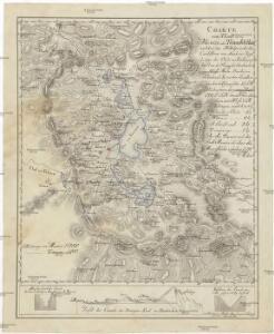 Charte vom Thale Mexico oder Tenochtitlan