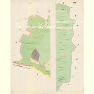 Stögenwald - c5710-2-002 - Kaiserpflichtexemplar der Landkarten des stabilen Katasters