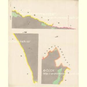 Althütten - c7262-1-013 - Kaiserpflichtexemplar der Landkarten des stabilen Katasters