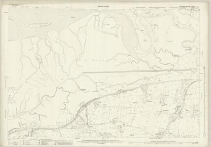 Glamorgan XIV.13 (includes: Gowerton; Llanelly Rural; Llanrhidian Higher; Loughor) - 25 Inch Map