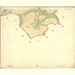 Rosenthal - c6603-1-005 - Kaiserpflichtexemplar der Landkarten des stabilen Katasters