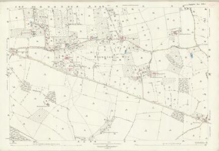 Herefordshire XXXII.2 (includes: Monnington On Wye; Norton Canon; Staunton On Wye) - 25 Inch Map