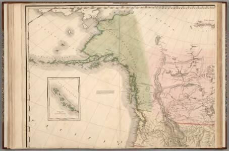 North America...N.W. Sheet.