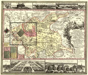 Geographische Abzeichnung der in dem Meisnischen Creiß des Churfürstenthumbs Sachsen Liegenden Dioeces oder Superintendtur Grossen Hayn