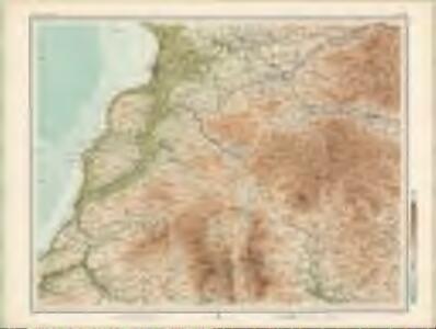 Ayr - Bartholomew's 'Survey Atlas of Scotland'