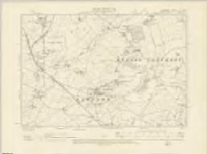 Somerset LIV.SW - OS Six-Inch Map