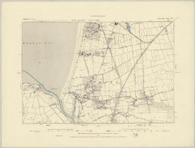 Somerset XV.NE - OS Six-Inch Map