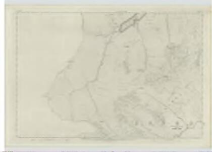 Perthshire, Sheet LXVI - OS 6 Inch map