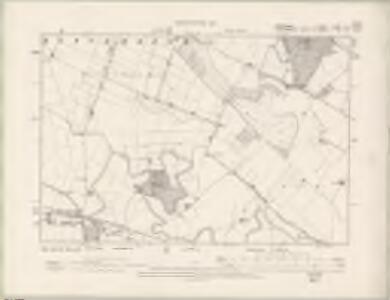 Perth and Clackmannan Sheet CXXXII.SW - OS 6 Inch map