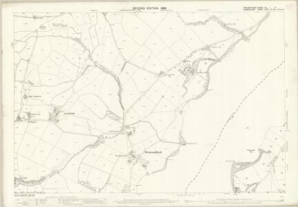 Westmorland VII.9 (includes: Barton; Dacre; Matterdale) - 25 Inch Map