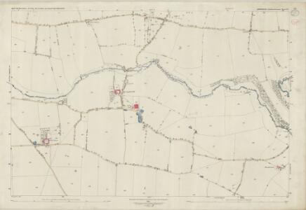 Shropshire LII.1 (includes: Beckbury; Ryton; Stockton; Sutton Maddock) - 25 Inch Map