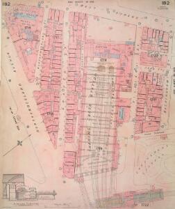 Insurance Plan of London Vol. VIII: sheet 182