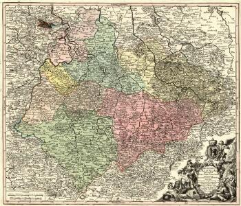 Marchionatus Misniae primaria Elector: Saxoniae Provincia