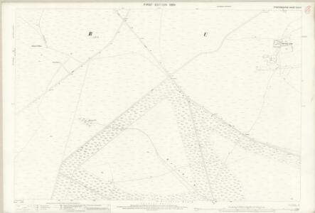 Staffordshire XLV.14 (includes: Brindley Heath; Brocton) - 25 Inch Map