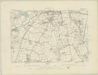 Worcestershire XXIX.SE - OS Six-Inch Map