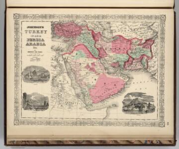 Turkey, Saudi Arabia, Afghanistan, and Iran.