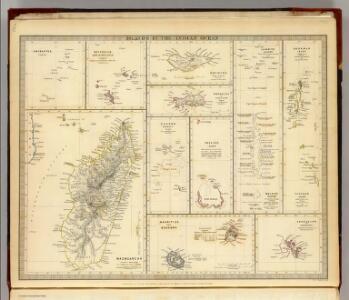 Indian Ocean Islands.