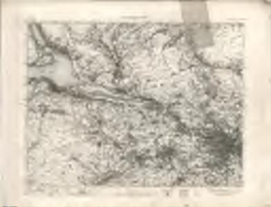 Glasgow - OS One-Inch map