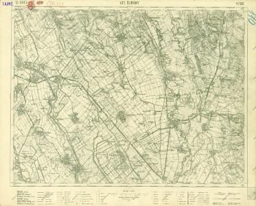 III. vojenské mapování 4760