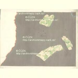 Ostrawitz - m2189-1-017 - Kaiserpflichtexemplar der Landkarten des stabilen Katasters