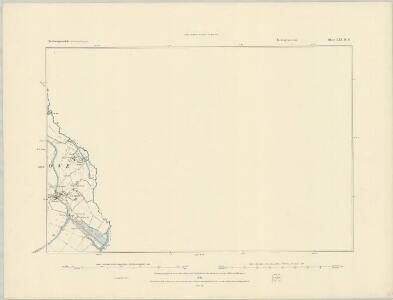 Northamptonshire LXI.NW - OS Six-Inch Map