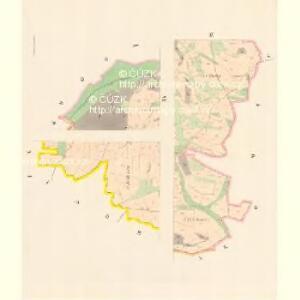Swiratitz (Swjratice) - c7608-1-001 - Kaiserpflichtexemplar der Landkarten des stabilen Katasters
