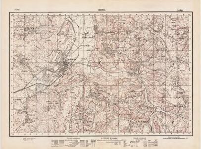 Lambert-Cholesky sheet 3172 (Gherla)