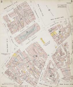 Insurance Plan of Sheffield (1896): sheet 3