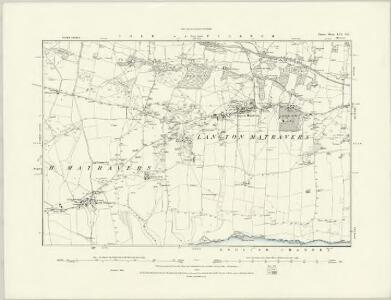 Dorset LVI.SW - OS Six-Inch Map