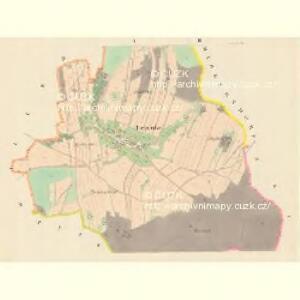Lepinke - m1565-1-001 - Kaiserpflichtexemplar der Landkarten des stabilen Katasters