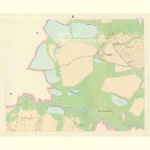 Hluboka - c1893-1-003 - Kaiserpflichtexemplar der Landkarten des stabilen Katasters