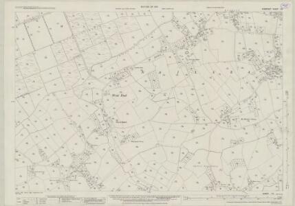 Somerset V.9 (includes: Brockley; Nailsea) - 25 Inch Map