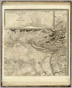 (This Topographical map of the Province of Lower Canada. Sheet) B-C.