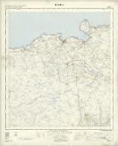 Thurso - OS One-Inch Map