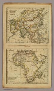 Asia, Africa.