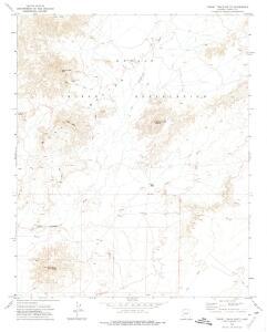 Turkey Track Butte