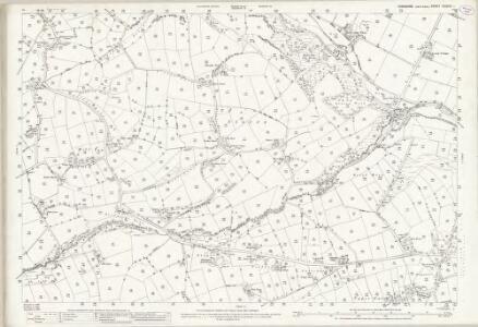 Yorkshire CCXCIV.1 (includes: Bradfield) - 25 Inch Map