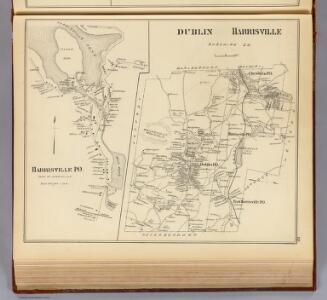 Dublin, Harrisville, Harrisville P.O.