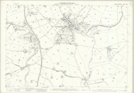 Worcestershire XVI.11 (includes: Alvechurch; Tutnall and Cobley) - 25 Inch Map