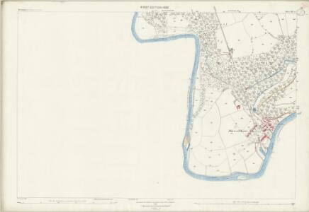 Devon CXI.2 (includes: Calstock; Tavistock Hamlets) - 25 Inch Map