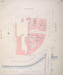 Insurance Plan of City of London Vol. II: sheet 29