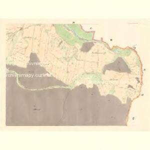 Braunöhlhütten (Wranowalhotta) - m3472-1-003 - Kaiserpflichtexemplar der Landkarten des stabilen Katasters