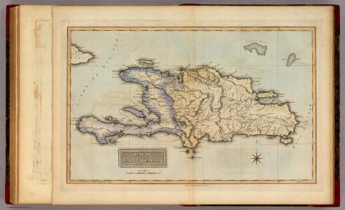 Hayti or Saint Domingo.