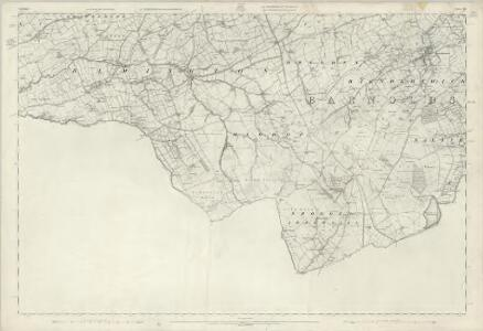 Yorkshire 183 - OS Six-Inch Map