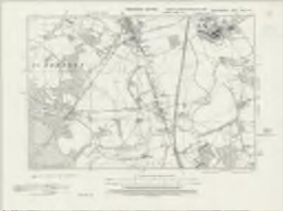 Hertfordshire XXXIX.NE - OS Six-Inch Map