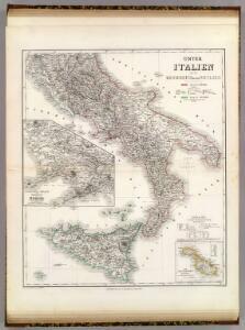 Unter Italien, beider Sicilien.