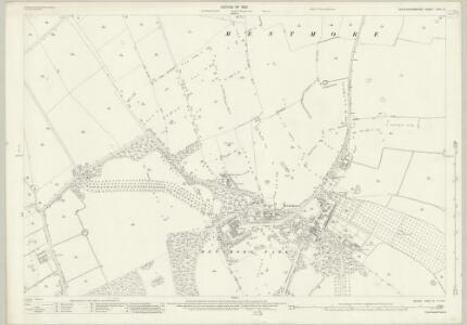 Buckinghamshire XXIV.15 (includes: Mentmore; Wing) - 25 Inch Map