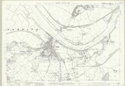 Somerset II.12 (includes: Abbots Leigh; Bristol; Easton In Gordano) - 25 Inch Map
